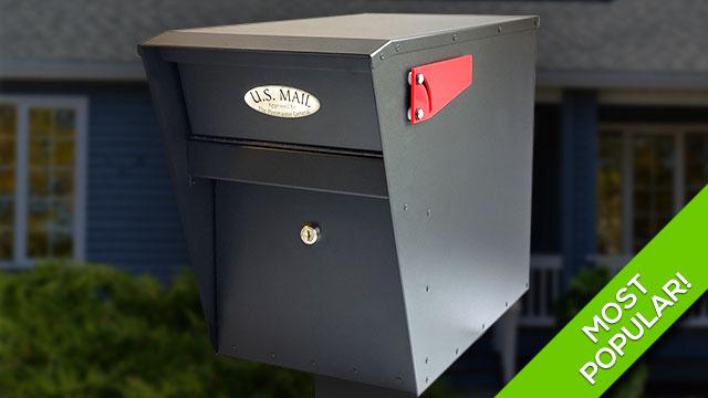 Columbia Gorge Security Locking Mailbox