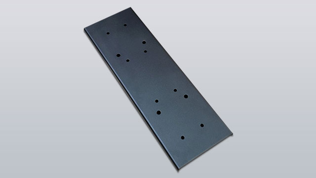 Mailbox Mounting Plates